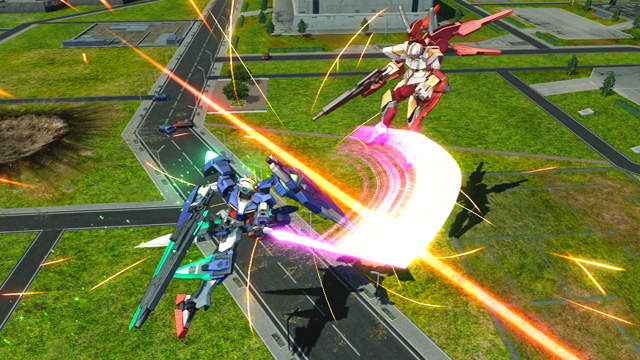 Mobile Suit Gundam Extreme VS. Maxi Boost Gunmax1505_18