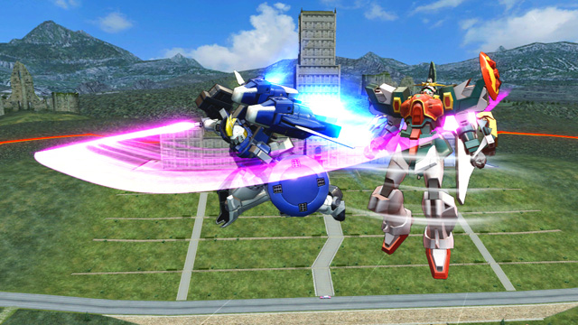 Mobile Suit Gundam Extreme VS. Maxi Boost Gunmax1505_23