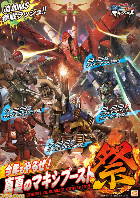 Mobile Suit Gundam Extreme VS. Maxi Boost Gunmaxsum_02