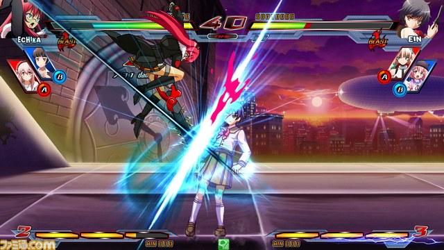 Nitro+ Blasterz - Heroines Infinite Duel Nitro02