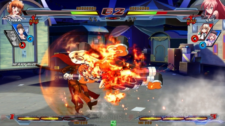 Nitro+ Blasterz - Heroines Infinite Duel Nitro06
