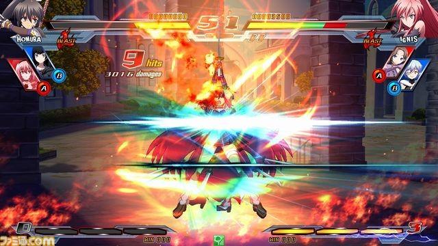 Nitro+ Blasterz - Heroines Infinite Duel Nitro16
