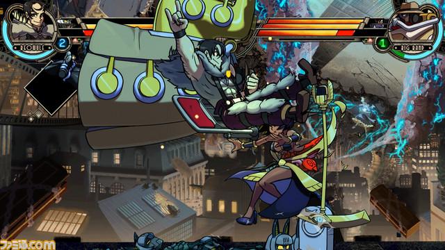 Skullgirls 2nd Encore for NESiCAxLive Skull2nd_04