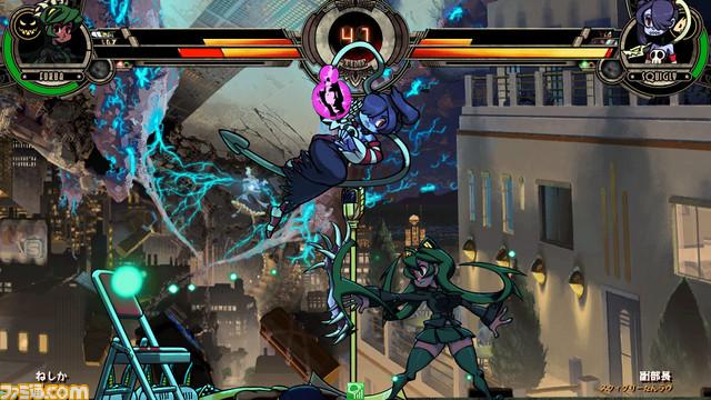Skullgirls 2nd Encore for NESiCAxLive Skull2nd_06