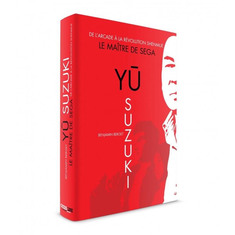 [Book] Yū Suzuki - Le Maître de Sega (De l'arcade à... Yu2