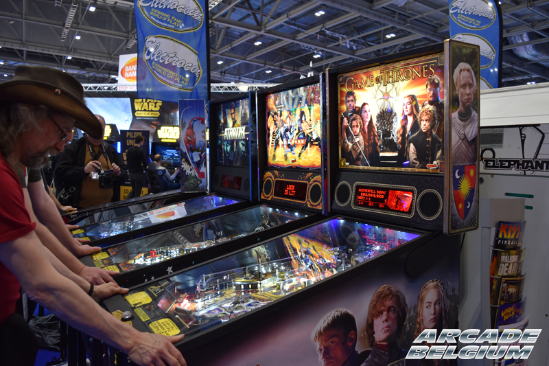 [Pinball] Game of Thrones Electrocoin_03b