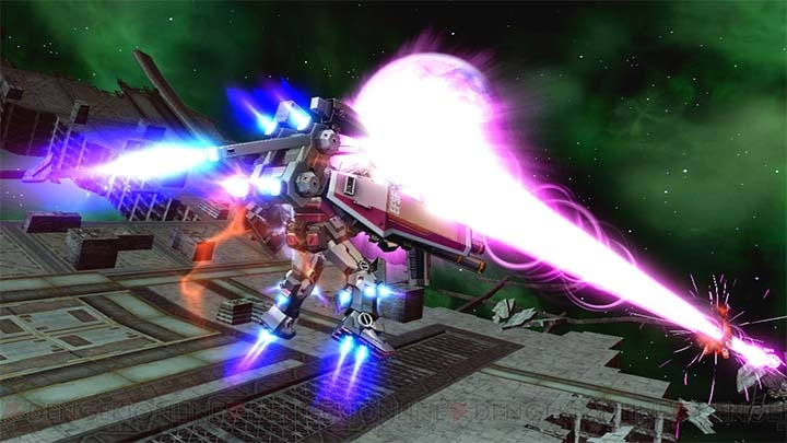 Mobile Suit Gundam Extreme VS. Maxi Boost ON Gunmaxon_61