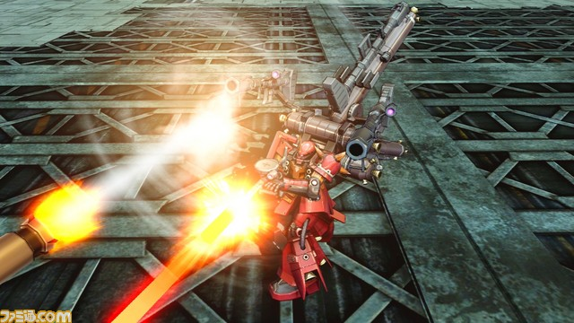 Mobile Suit Gundam Extreme VS. Maxi Boost ON Gunmaxon_80