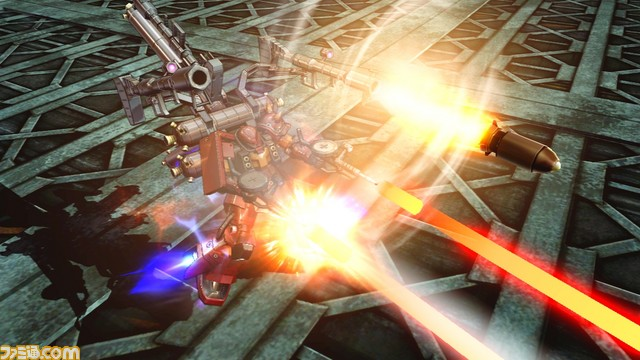 Mobile Suit Gundam Extreme VS. Maxi Boost ON Gunmaxon_85