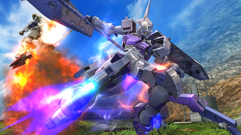 Mobile Suit Gundam Extreme VS. Maxi Boost ON Gunmaxon_91