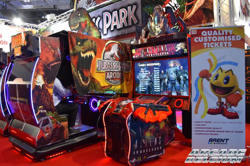 Jurassic Park Arcade Jurassicpark_02b