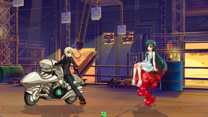 Nitro+ Blasterz - Heroines Infinite Duel Nitro23