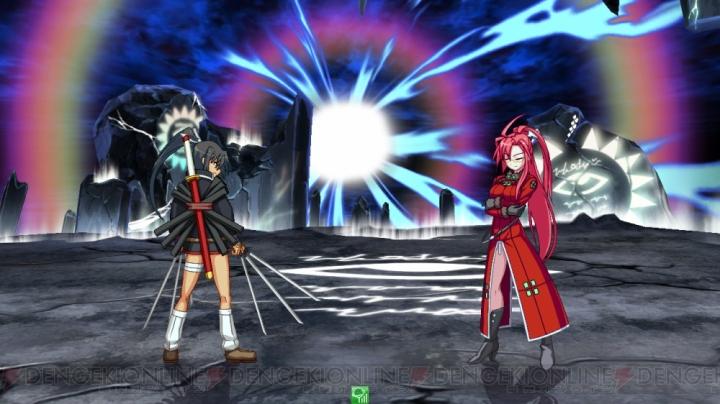 Nitro+ Blasterz - Heroines Infinite Duel Nitro24