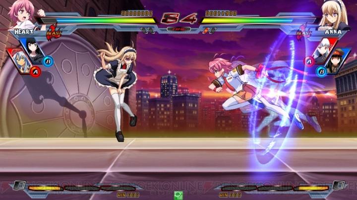 Nitro+ Blasterz - Heroines Infinite Duel Nitro28