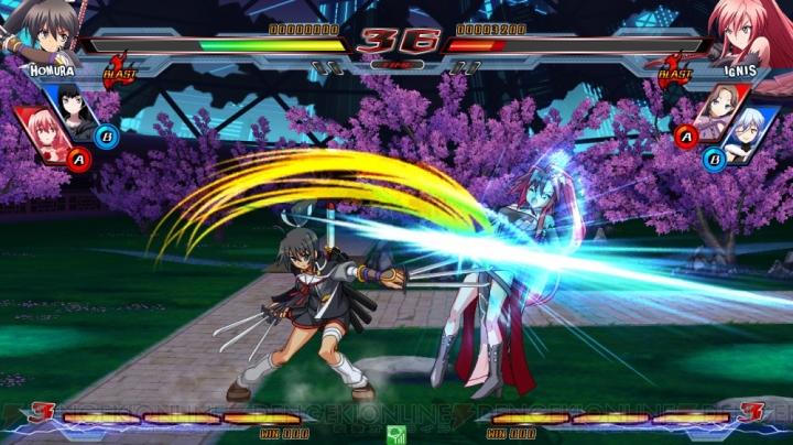 Nitro+ Blasterz - Heroines Infinite Duel Nitro29