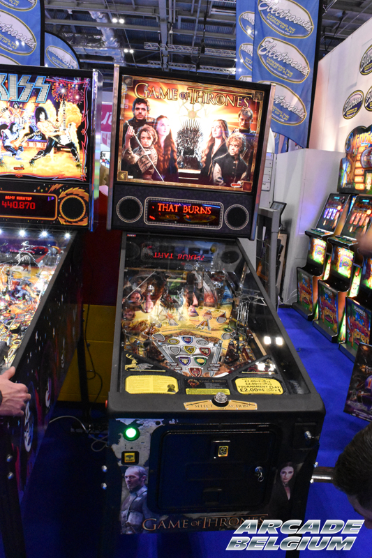 [Pinball] Game of Thrones Pingot_01b