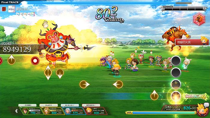 Theatrhythm Final Fantasy All-Star Carnival Shiatorizumu_05