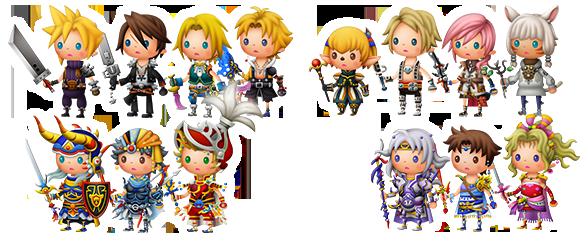 Theatrhythm Final Fantasy All-Star Carnival Shiatorizumu_08