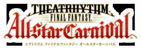 Theatrhythm Final Fantasy All-Star Carnival Shiatorizumu_logo