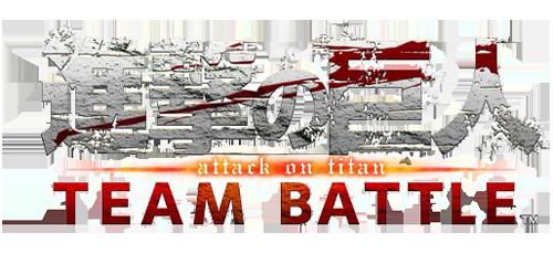 Shingeki no Kyojin (Attack on Titan) TEAM BATTLE Shingeki_logo
