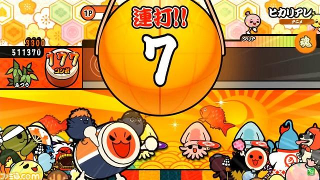 Taiko no Tatsujin: Red Ver. Taikored_61