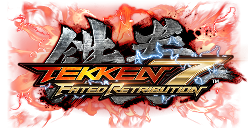 Tekken 7 Fated Retribution Tekken7fr_logo