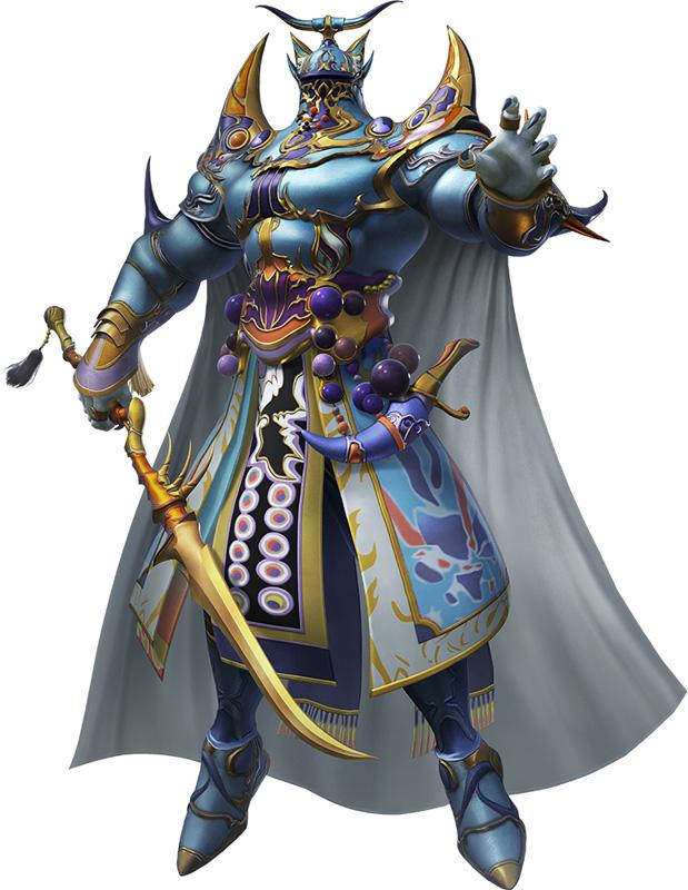 Dissidia Final Fantasy - Page 2 Dissidia_100