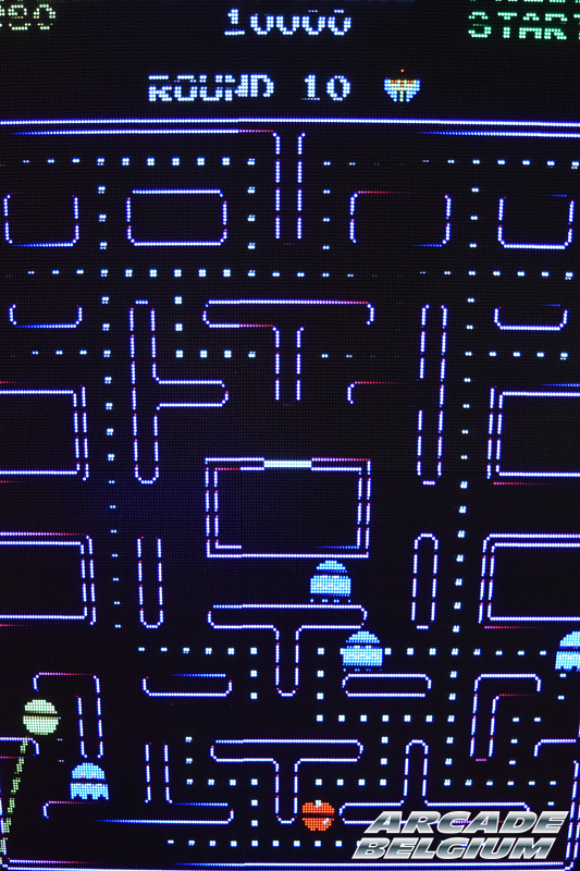 World's largest Pac-Man Eag17_201b