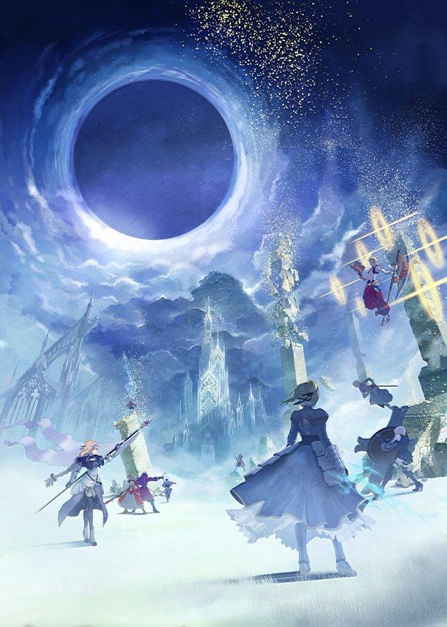 Fate/Grand Order Arcade Fgoa_01