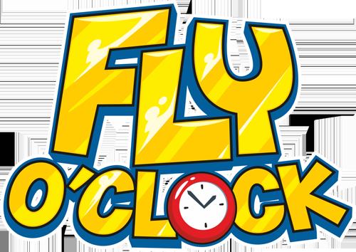 Fly O'Clock Flyoclock_logo