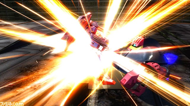 Mobile Suit Gundam Extreme VS. Maxi Boost ON Gunmaxon_104