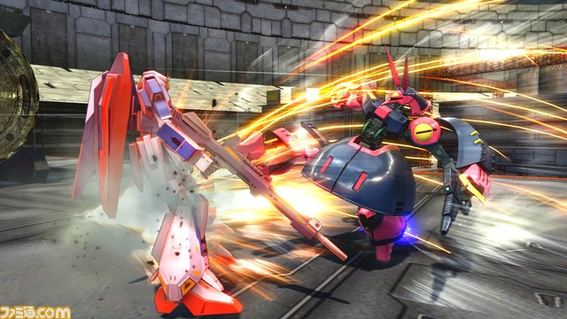 Mobile Suit Gundam Extreme VS. Maxi Boost ON Gunmaxon_107