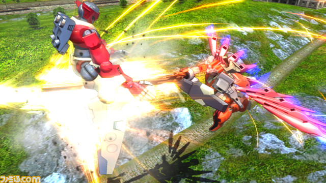 Mobile Suit Gundam Extreme VS. Maxi Boost ON Gunmaxon_117