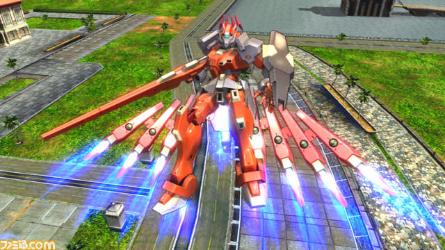 Mobile Suit Gundam Extreme VS. Maxi Boost ON Gunmaxon_120