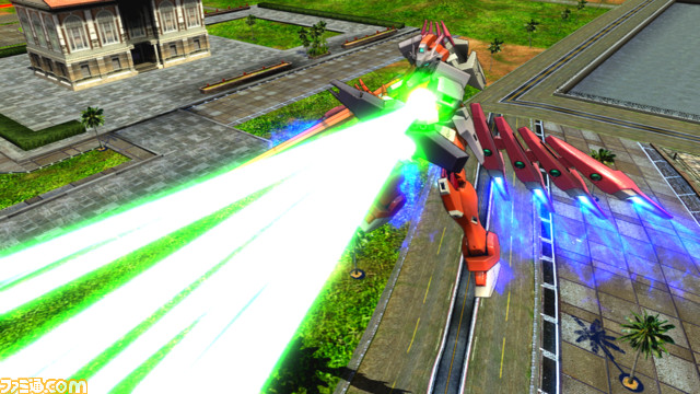 Mobile Suit Gundam Extreme VS. Maxi Boost ON Gunmaxon_121