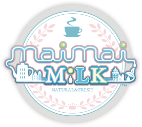 maimai MiLK Maimaimilk_logo
