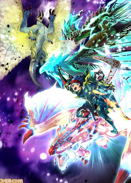 Monster Hunter Spirits 2: Triple Soul Mhsp205_02