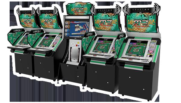 Sega Network Taisen Mahjong MJ Arcade Mjarcade_01