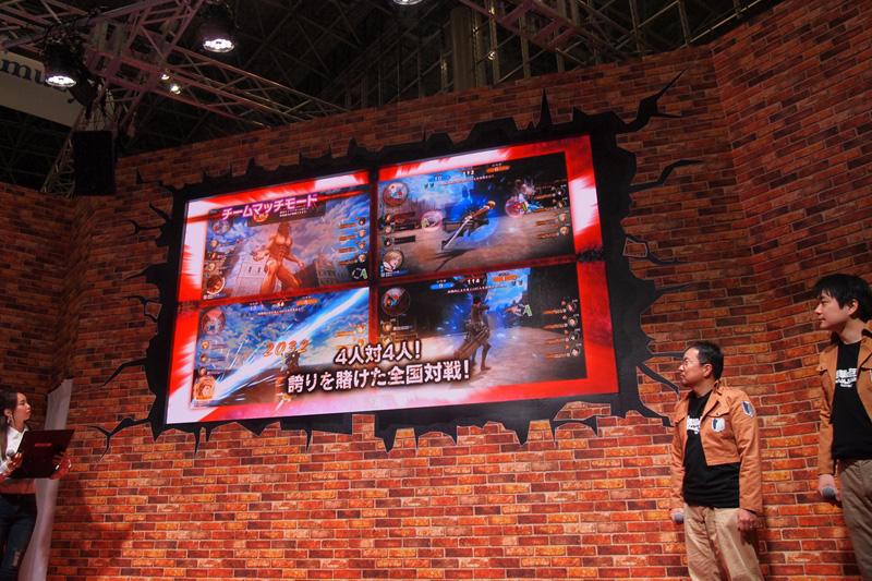 Shingeki no Kyojin (Attack on Titan) TEAM BATTLE Shingeki_24