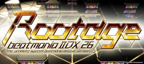 beatmania IIDX 26 Rootage Beatmaniaiidx26_01