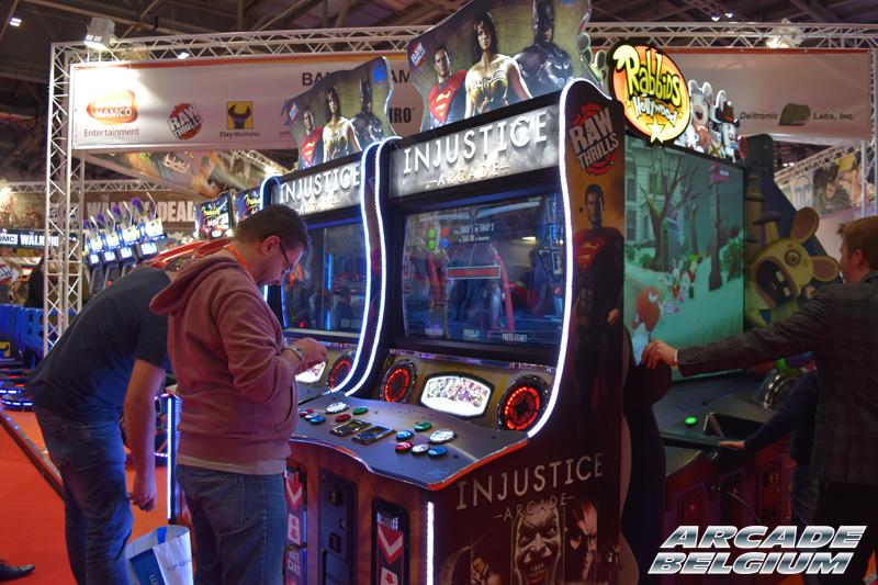 Injustice Arcade Eag18011b