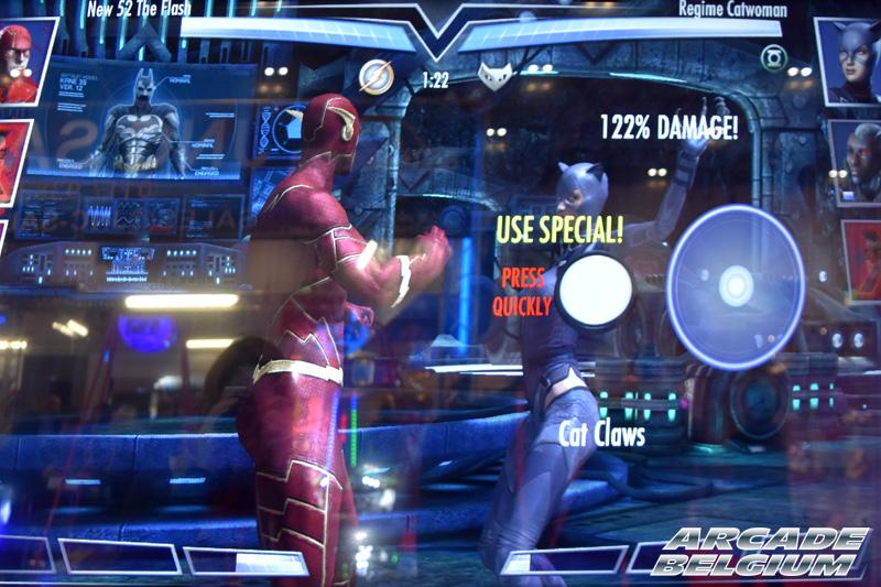 Injustice Arcade Eag18016b