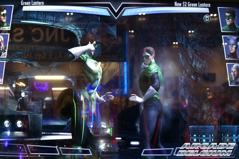 Injustice Arcade Eag18023b