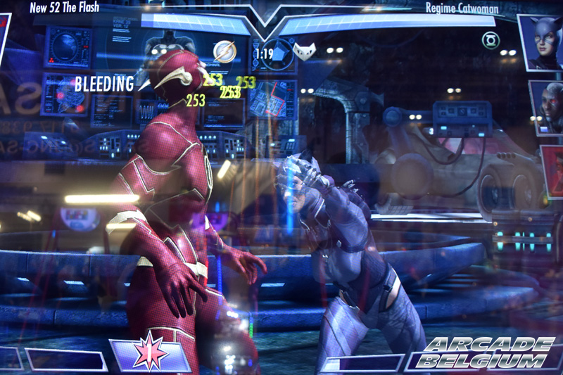 Injustice Arcade Eag18026b