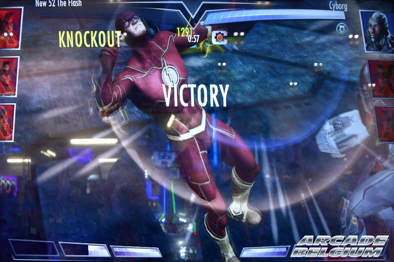 Injustice Arcade Eag18027b