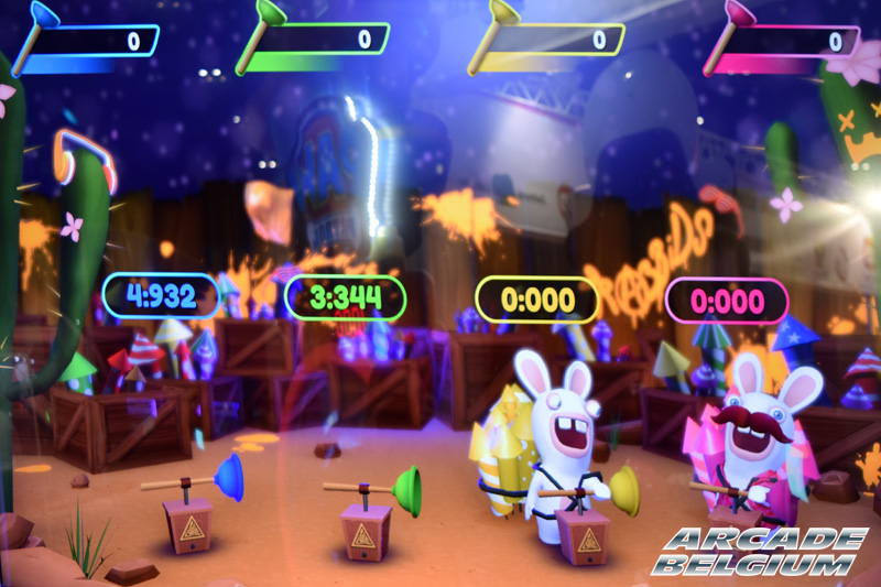 Rabbids Ticket Fiesta Eag18061b