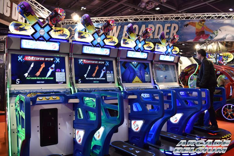 X Games Snow Boarder Eag18063b
