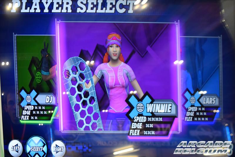 X Games Snow Boarder Eag18066b