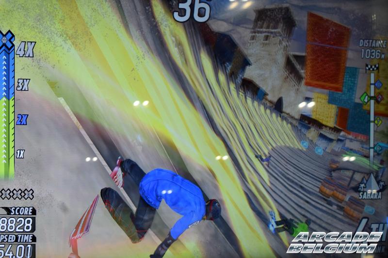 X Games Snow Boarder Eag18075b