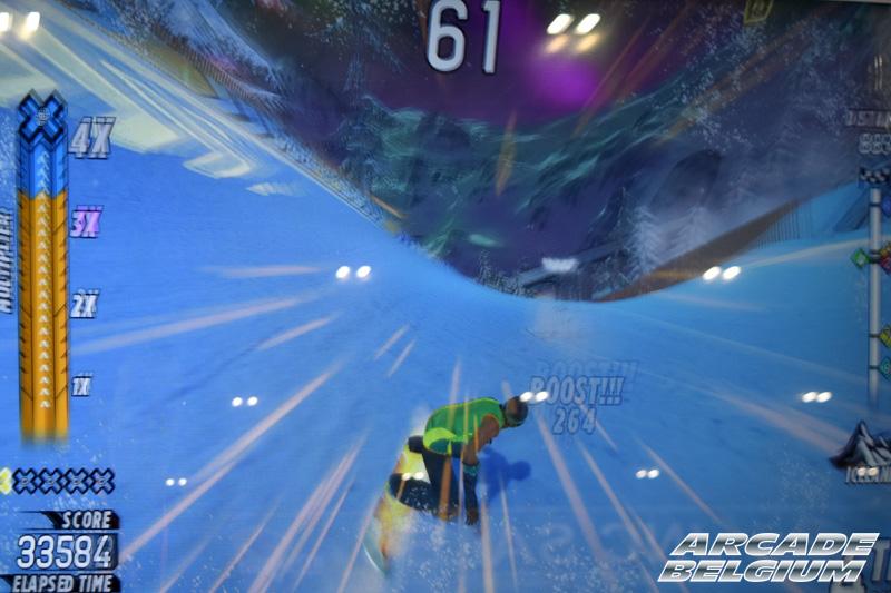 X Games Snow Boarder Eag18085b
